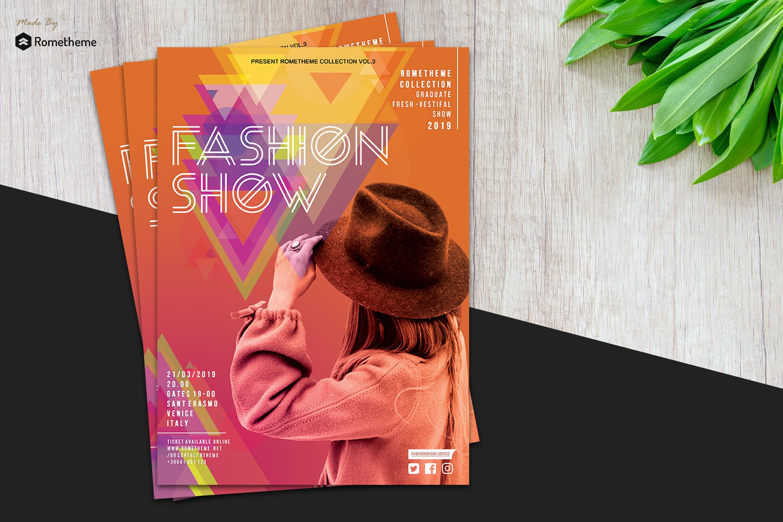 Fashion Modern Flyer vol. 03 example image 1