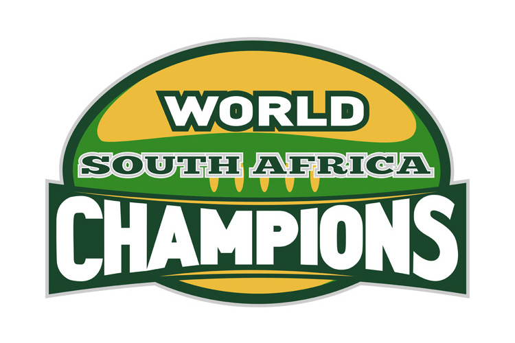 rugby ball world champions south africa example image 1