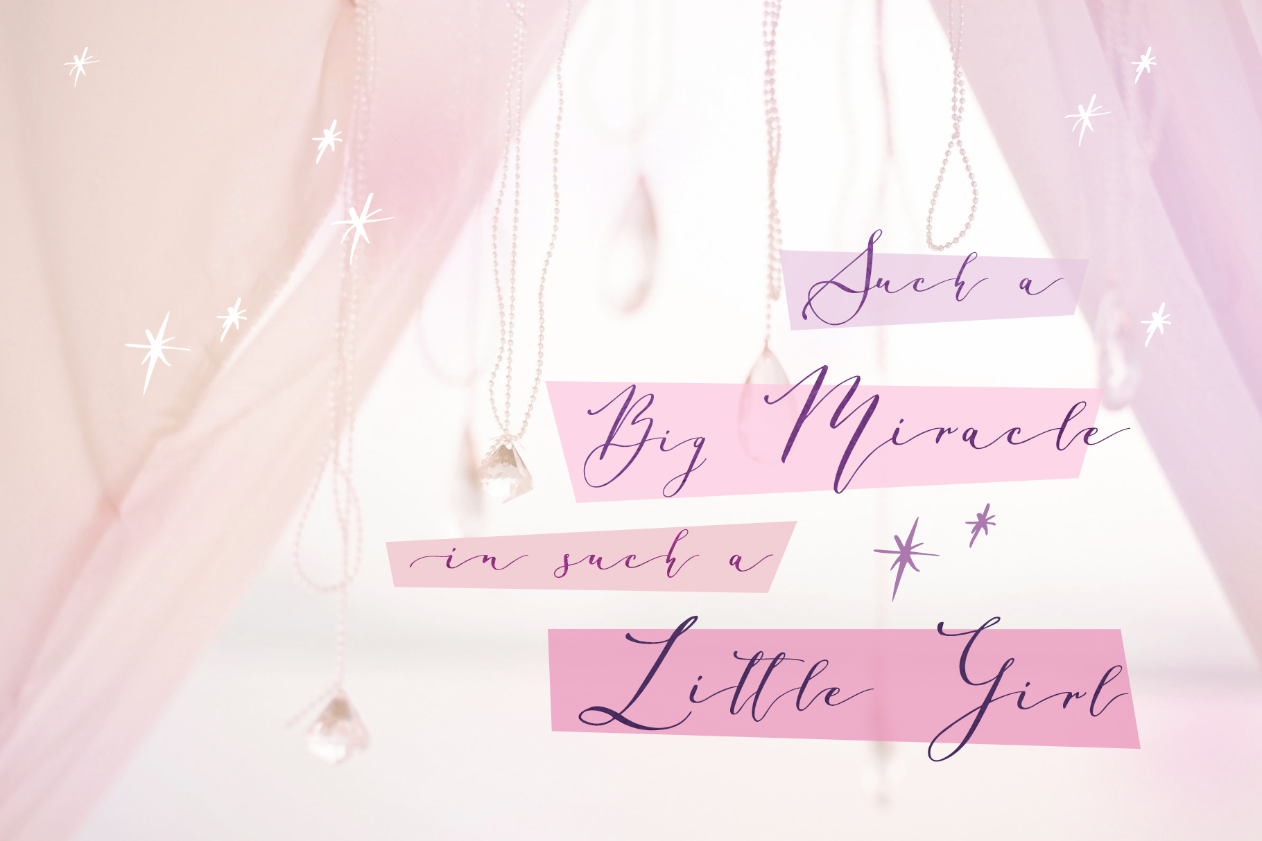 Donna Lucia font + Extras & Logo example image 5