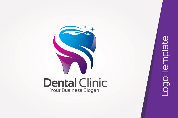 Dental Clinic Logo Template example image 3