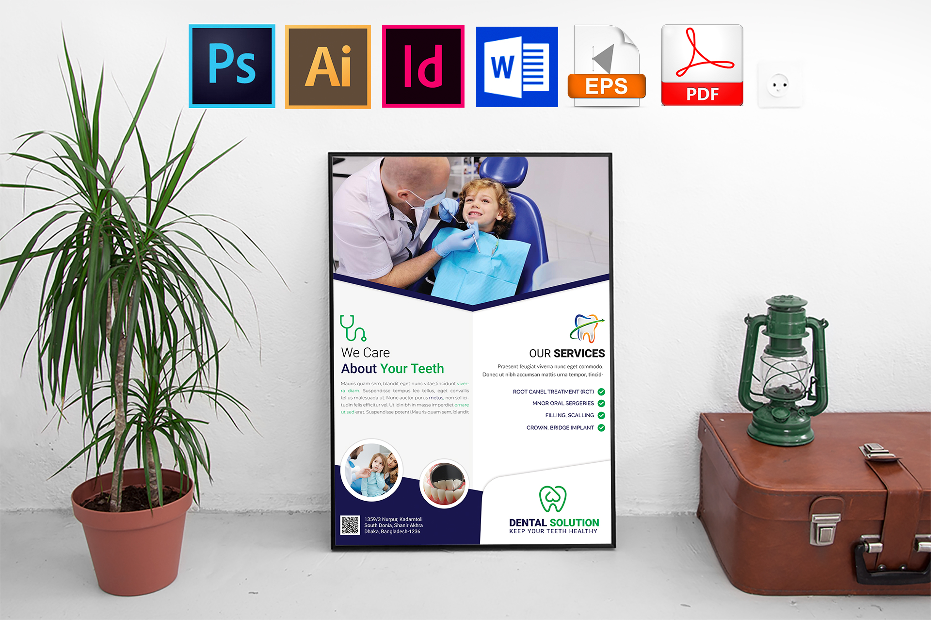 Poster   Dental Vol-02 example image 1
