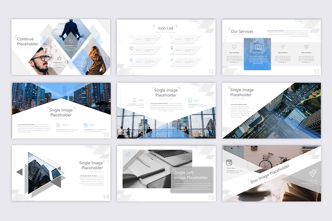 Exclusive Powerpoint Template example image 5