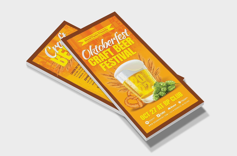Oktoberfest Flyer example image 8