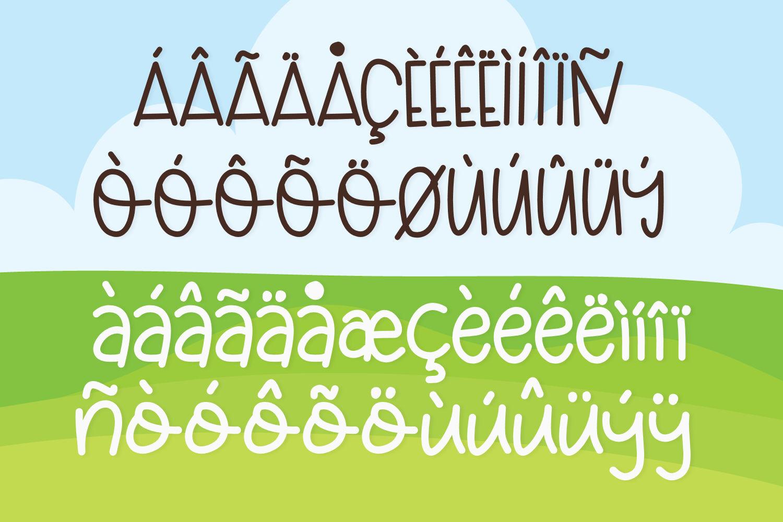 Grumplestilskin - A Handwritten Font example image 3