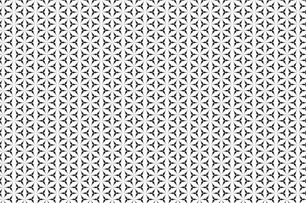 Geometric seamless patterns example image 13