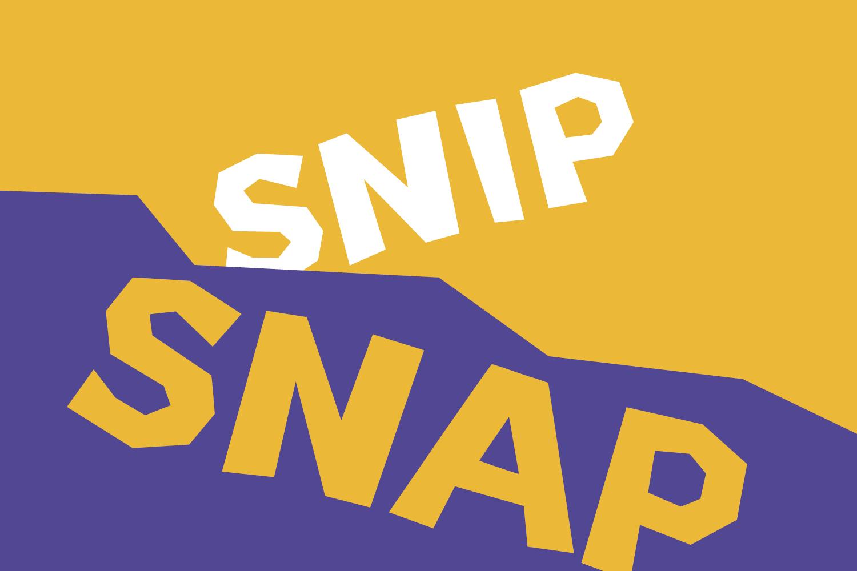 Papier Couper - A fun papercut style font example image 8
