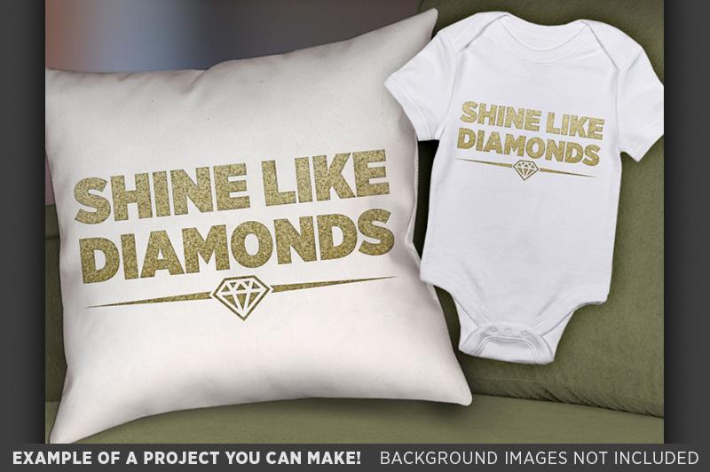 Shine Like Diamonds SVG - Shine Bright Like A Diamond - 1022 example image 2