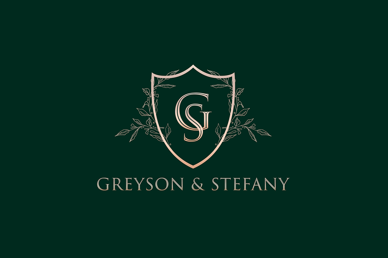 Luxury Wedding Logo example image 3