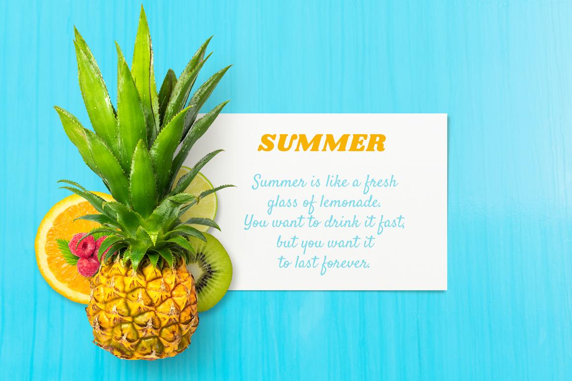 9 Summer Mockups example image 7