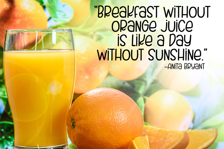 Juicy Oranges - A Smooth Quirky Hand Lettered Font by DWS example image 3