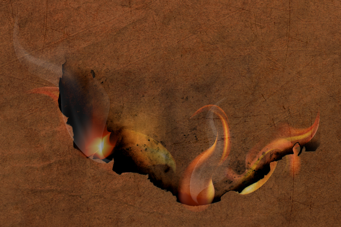 12 Smoke and Flame Effects example image 6