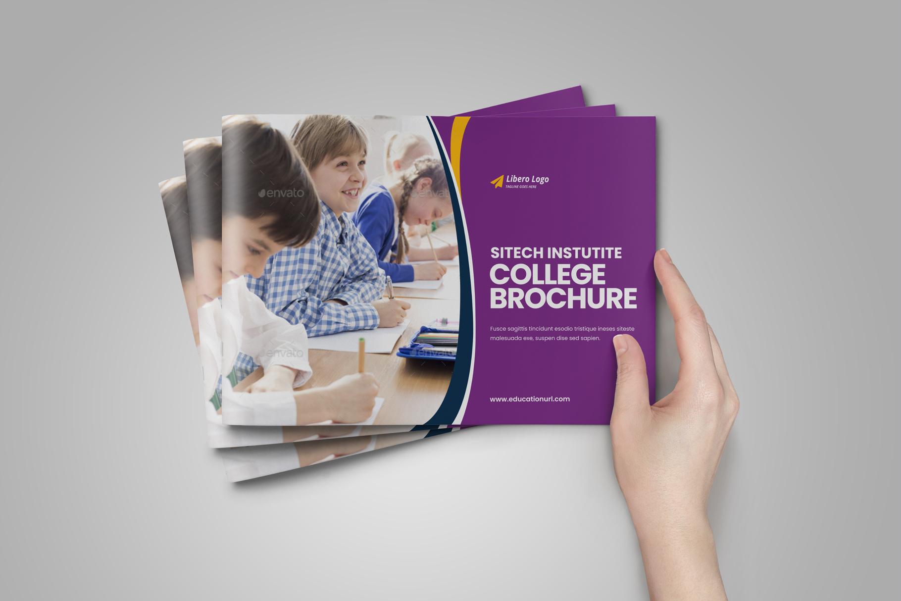 Education Prospectus Brochure v9 example image 12