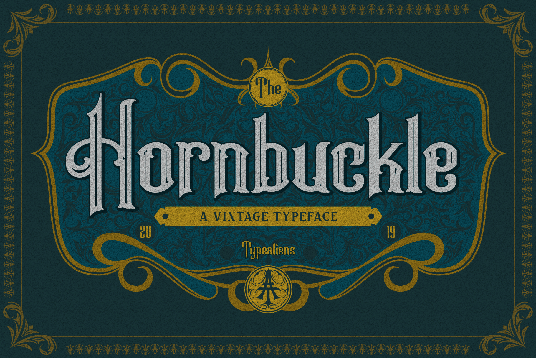 Hornbuckle example image 1