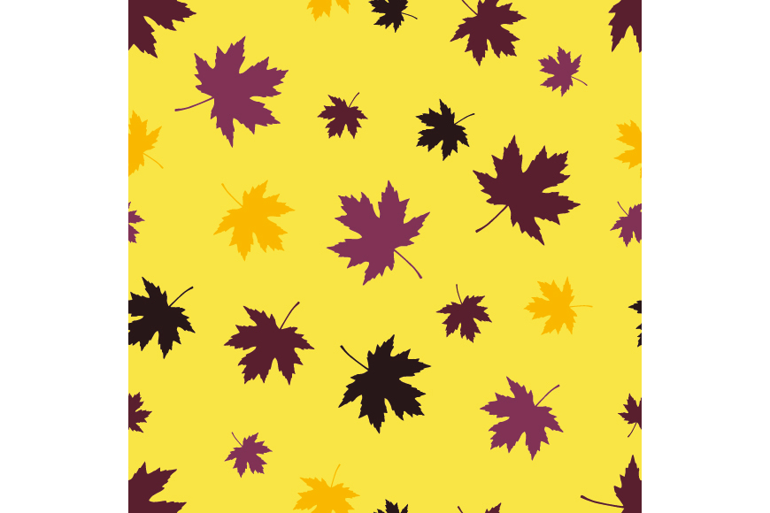 Set of 6 seamless vector backgrounds and 6 posters Thanksgiving Day. example image 12