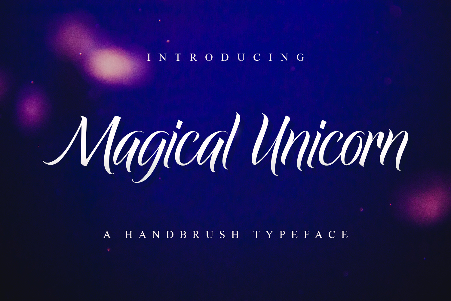 Magical Unicorn example image 1