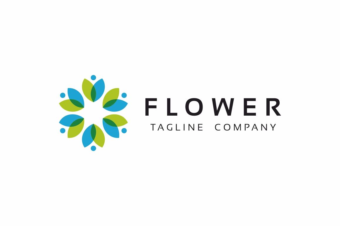 Flower Logo example image 3