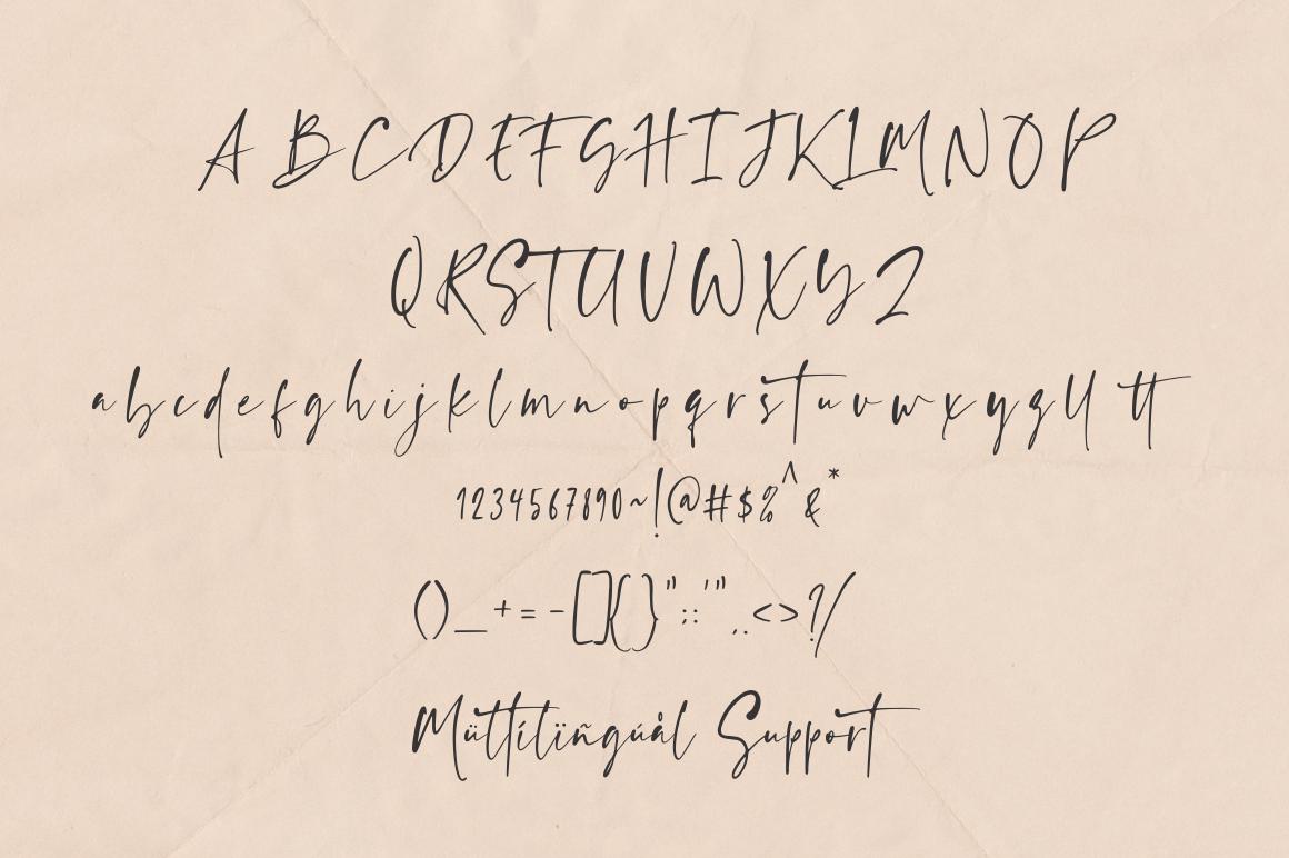 Ragland - Handwritten Font example image 14