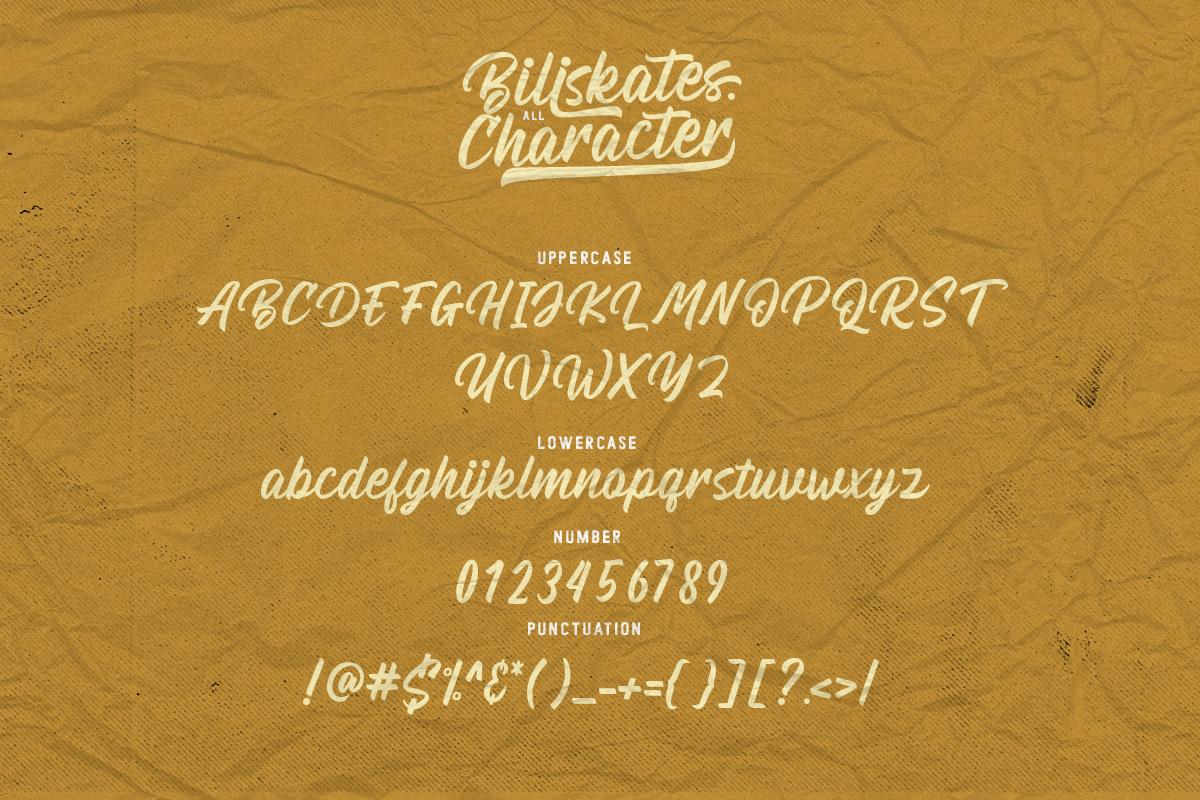 Billskates Script example image 9