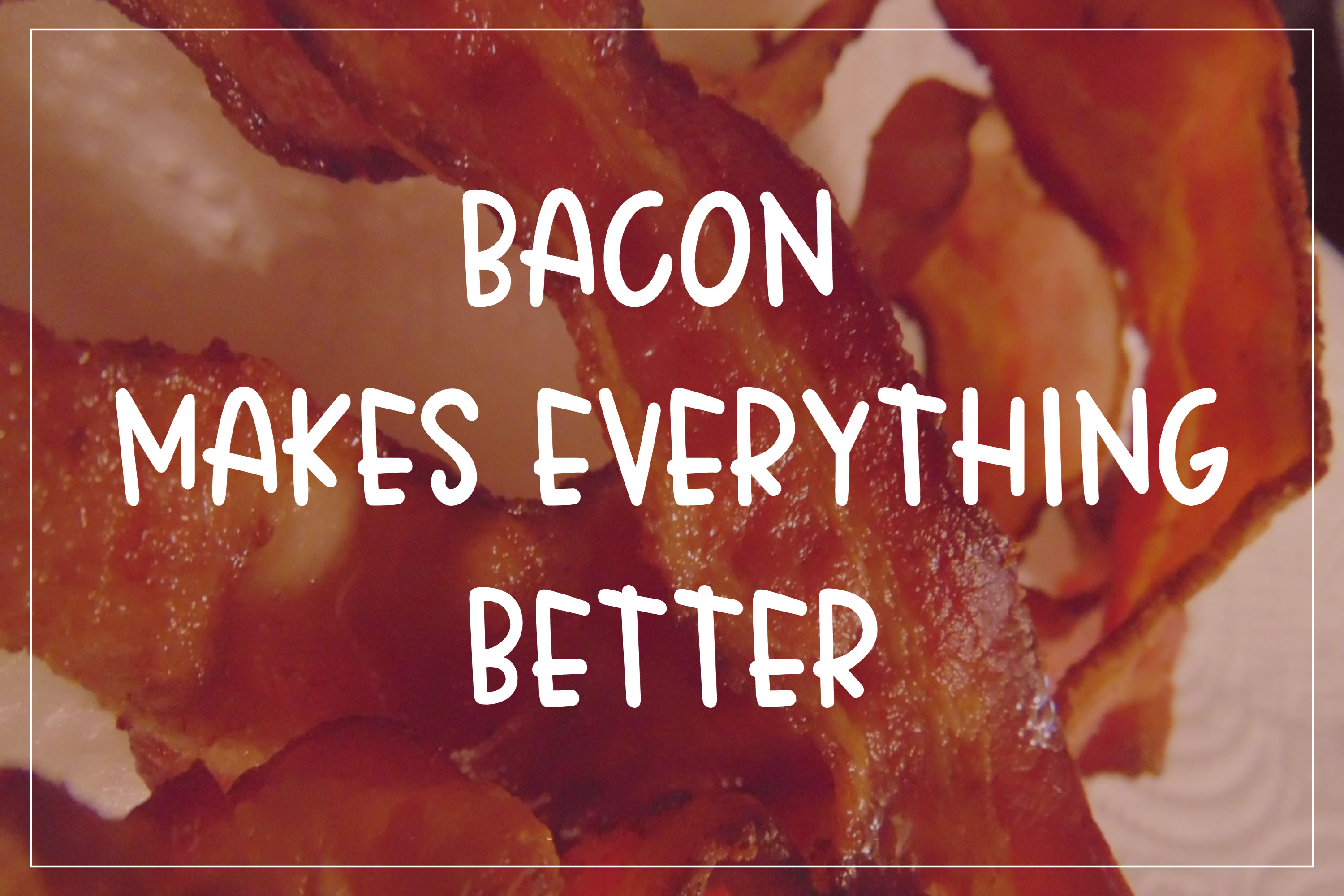 Crispy Bacon - A quirky all caps font example image 3
