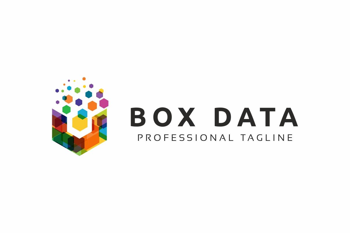 Box Data Logo example image 2
