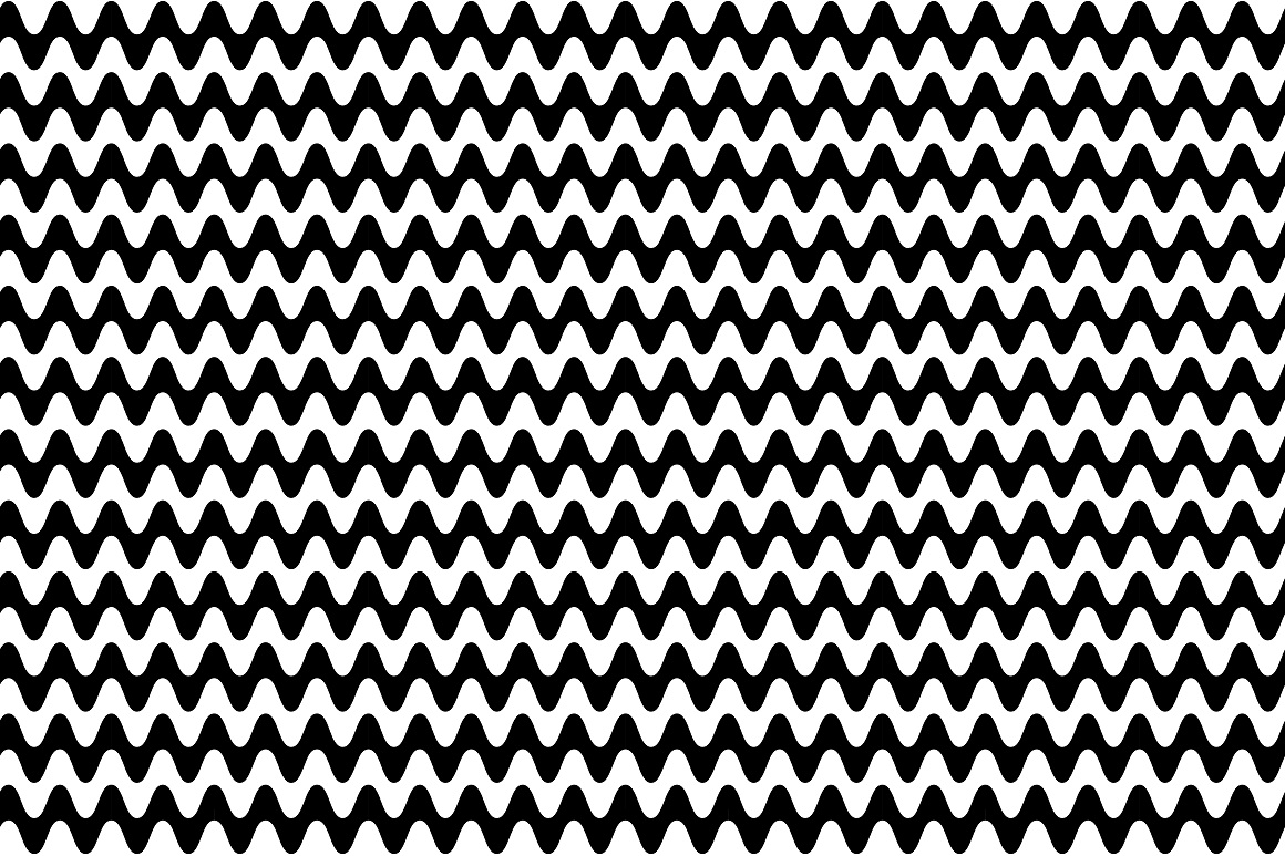 Geometric seamless modern patterns. example image 11