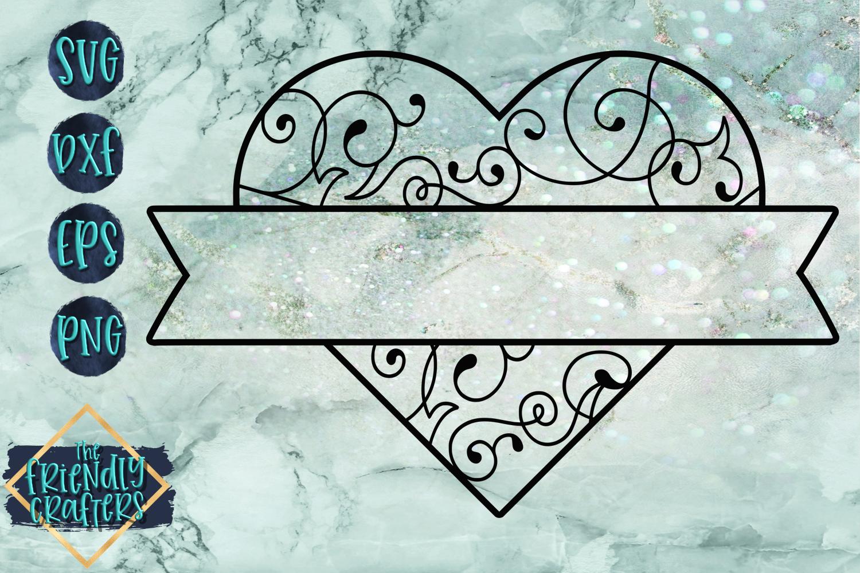 Heart Monogram example image 2