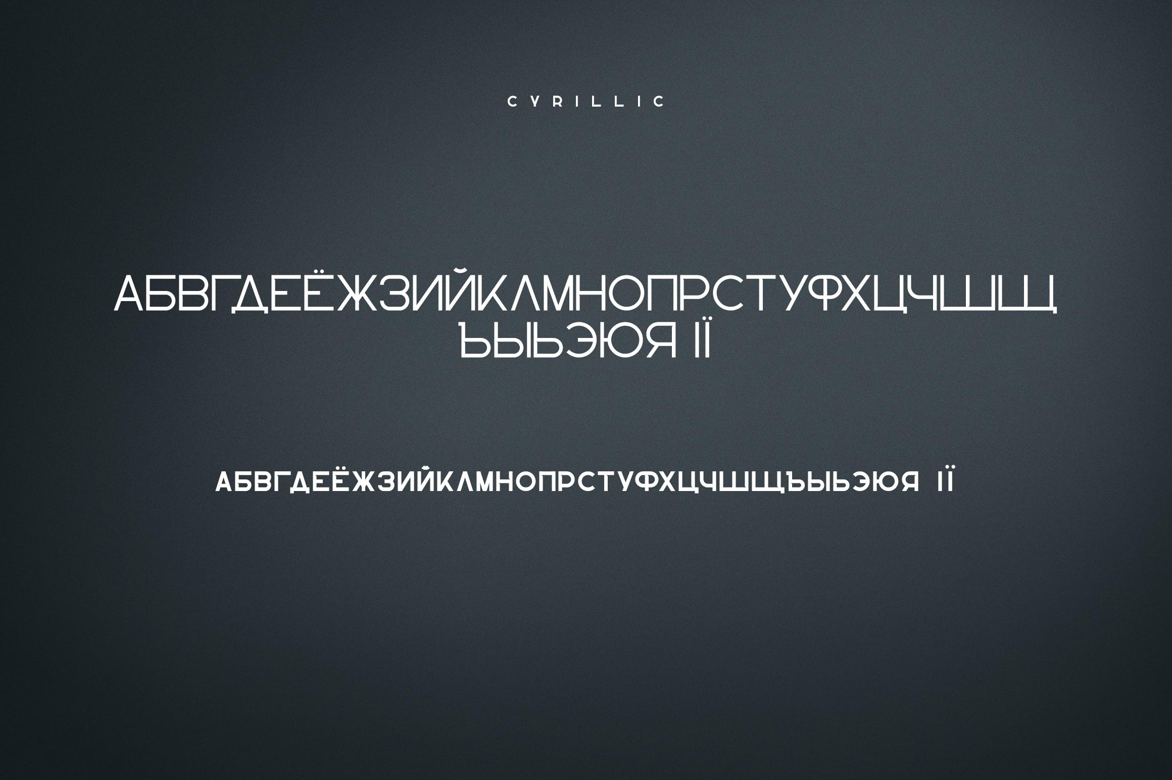 Lotus Eater - sans serif font example image 8