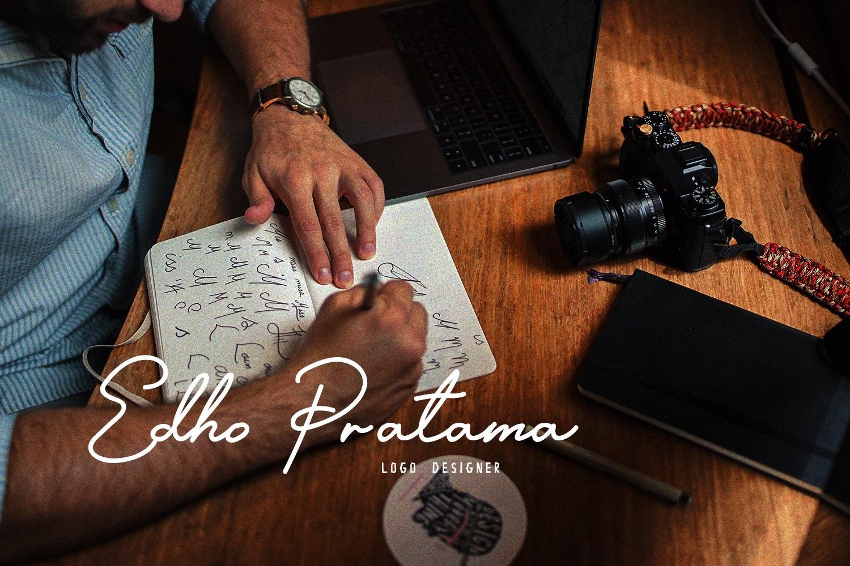 Designer Signature Font example image 3