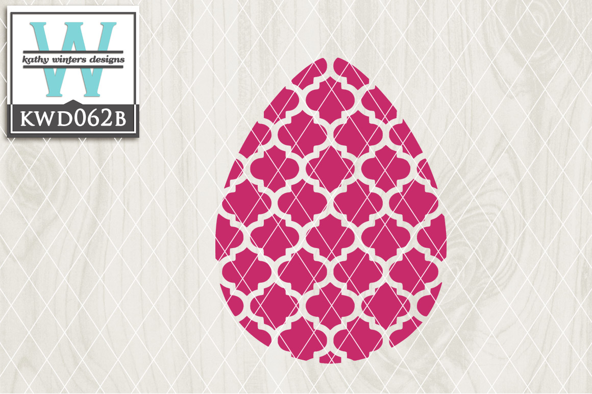 Easter Cutting File KWD062B example image 1