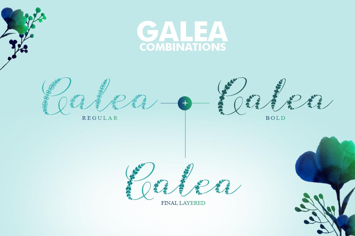 Galea Script example image 4