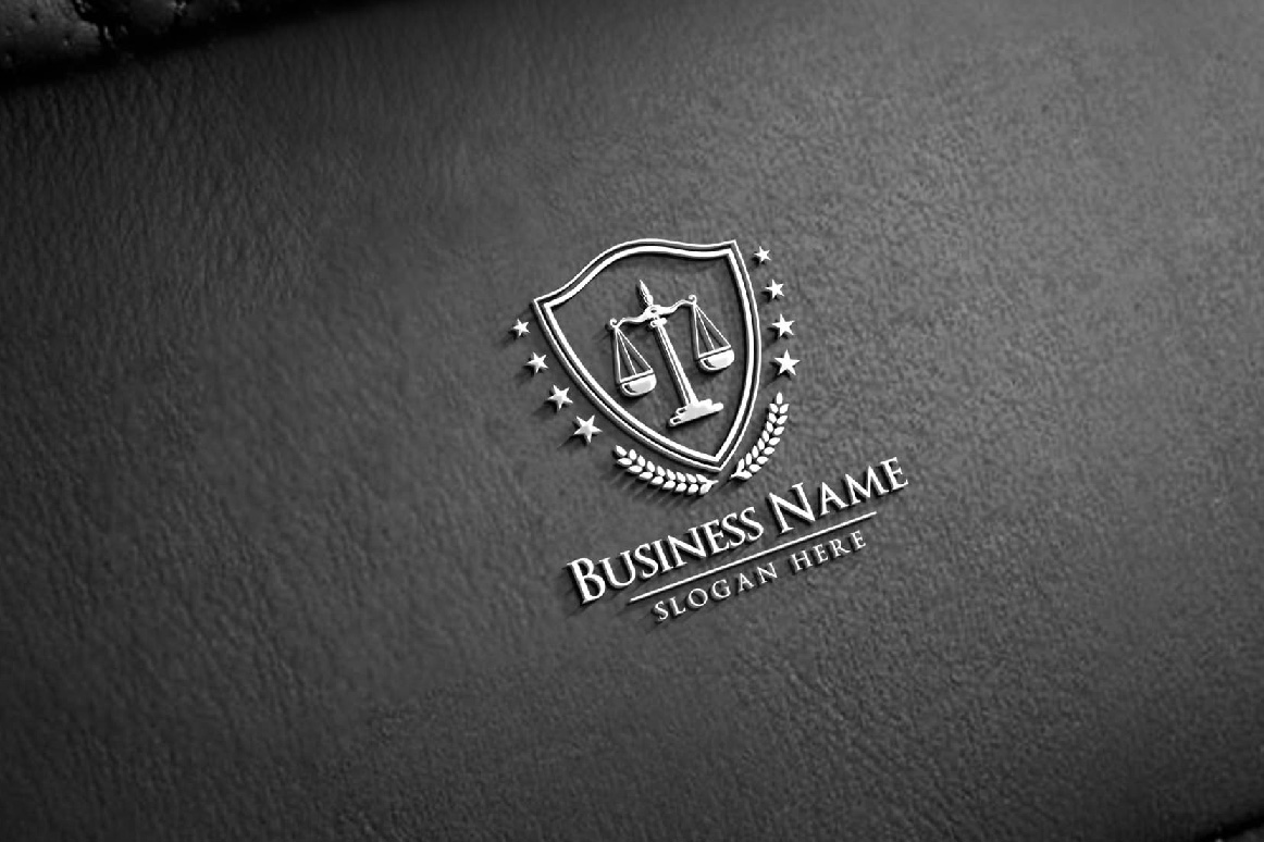 legal, law, lawyer, attorney, law office logo example image 5