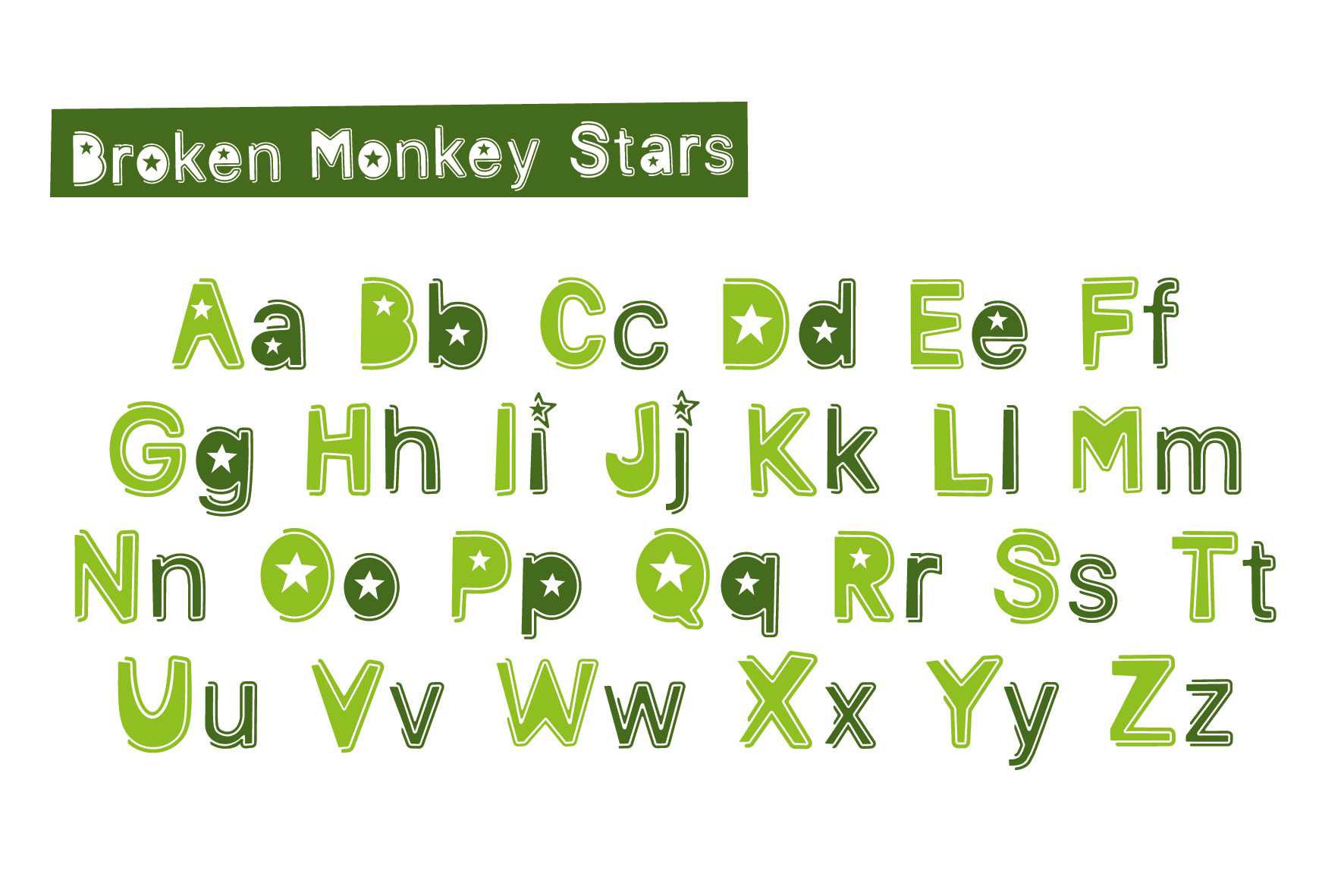 Broken Monkey example image 2