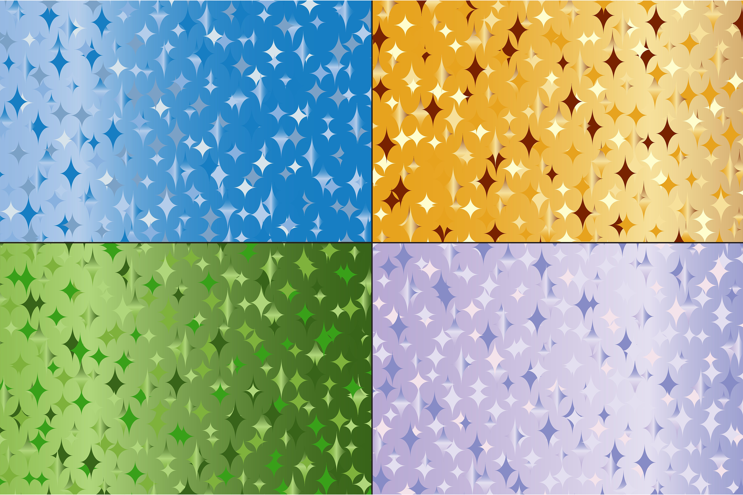 Sparkle Gradient Backgrounds example image 3