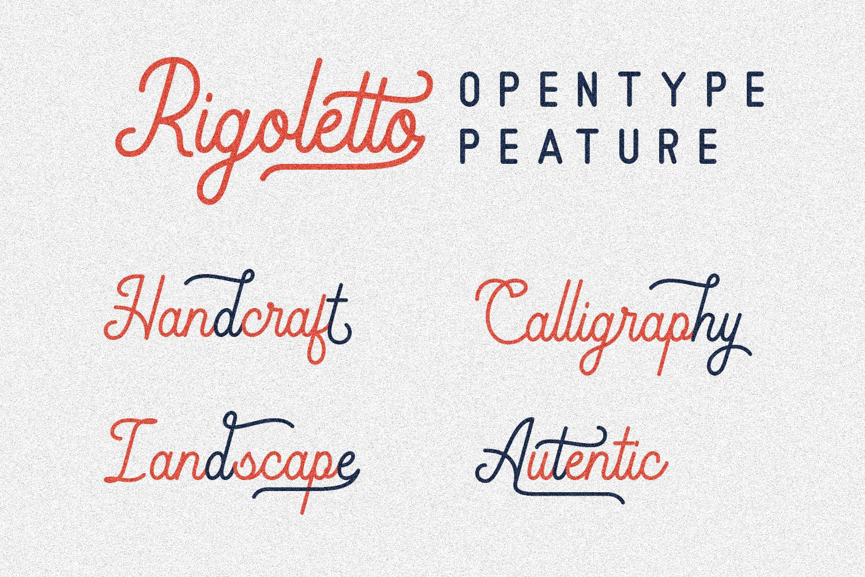 Rigoletto Script 70 Alternates example image 5