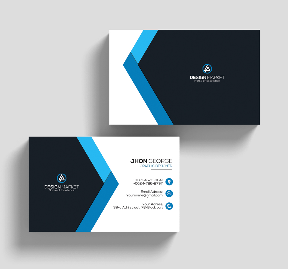 Business Visitig Cards example image 2