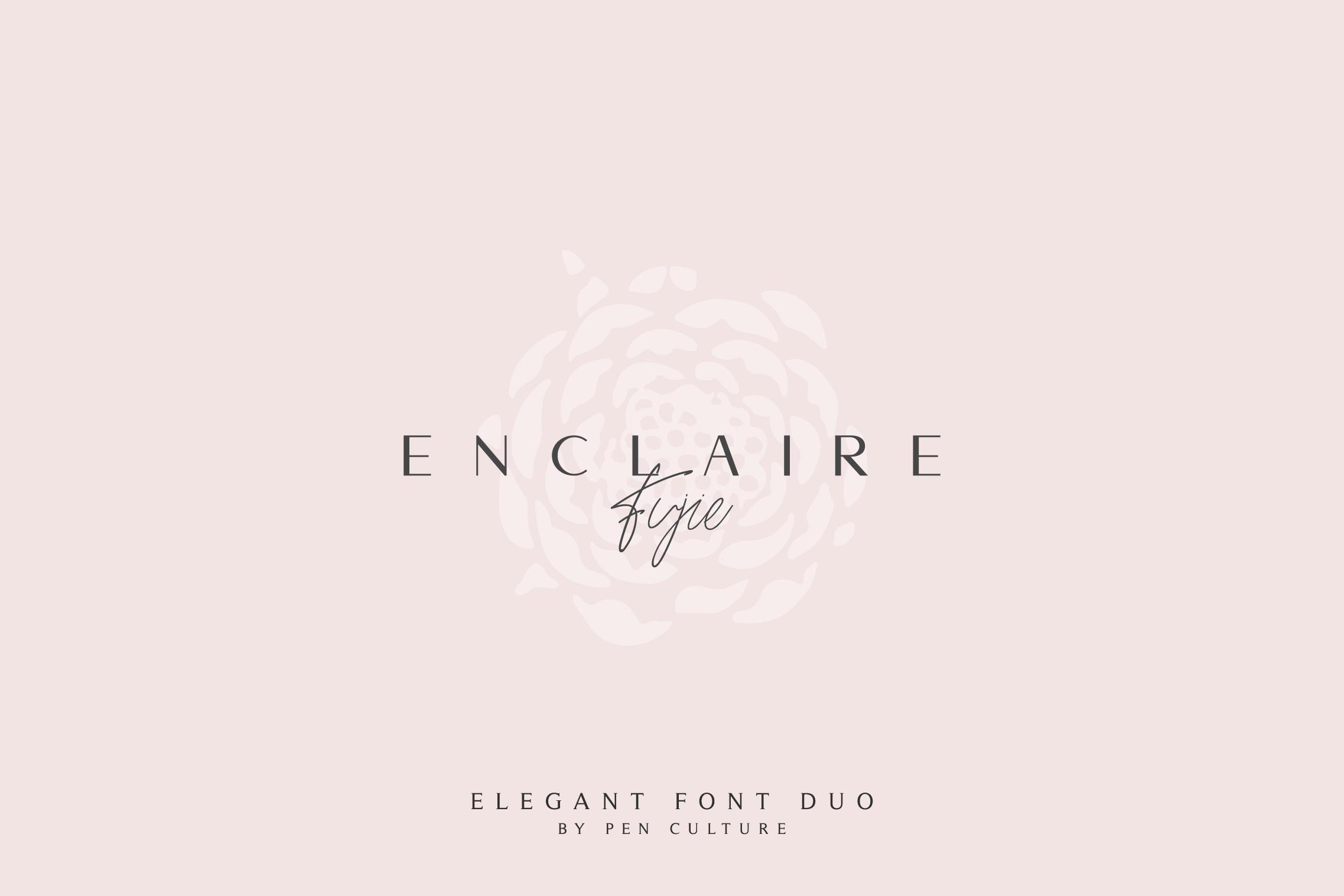 Dellmonte - Elegant Font Duo example image 7