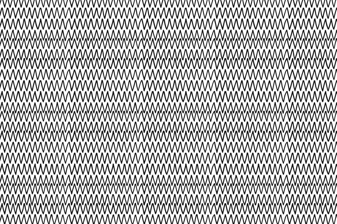 Hand drawn pattern collection example image 4