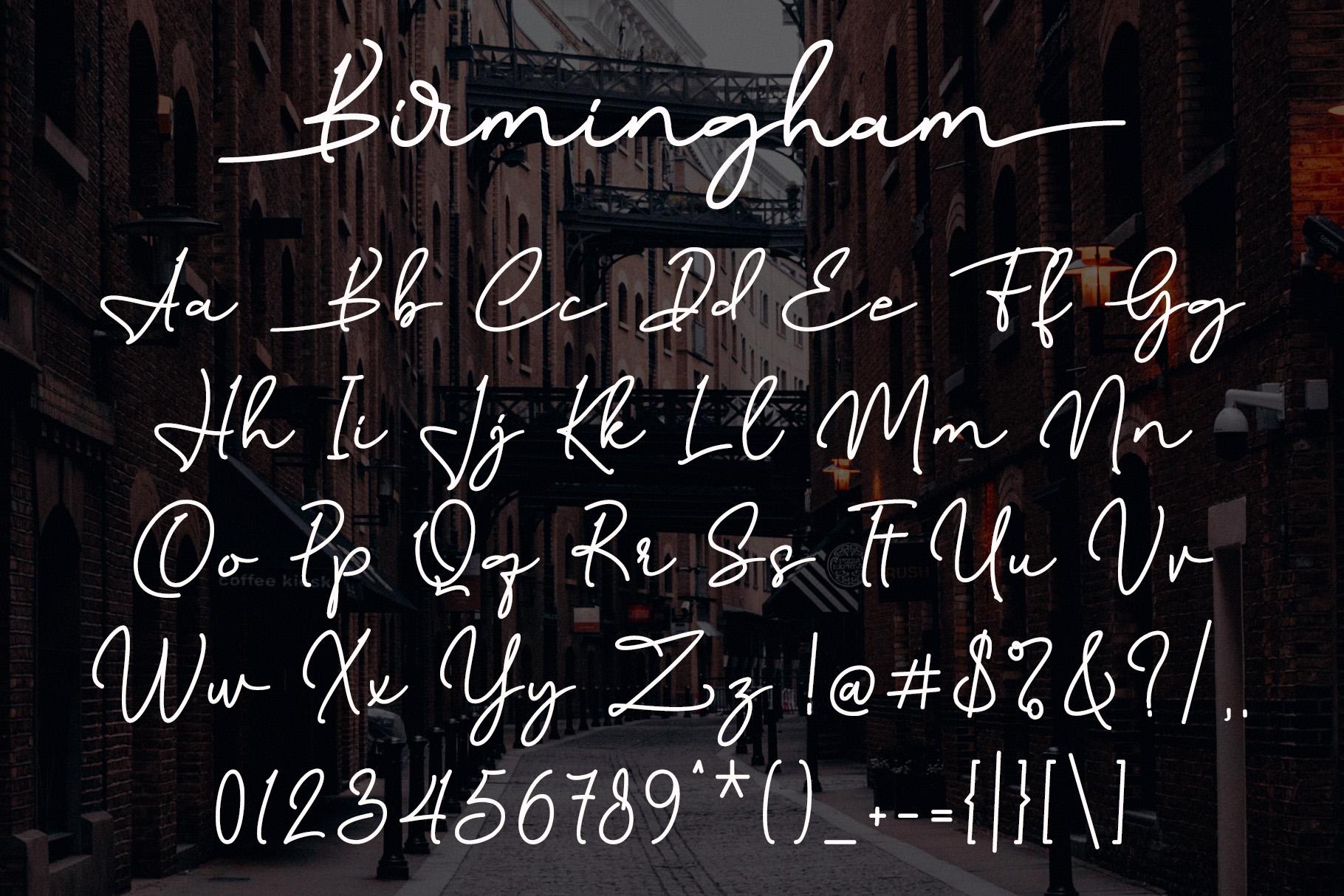 Birmingham Signature example image 7