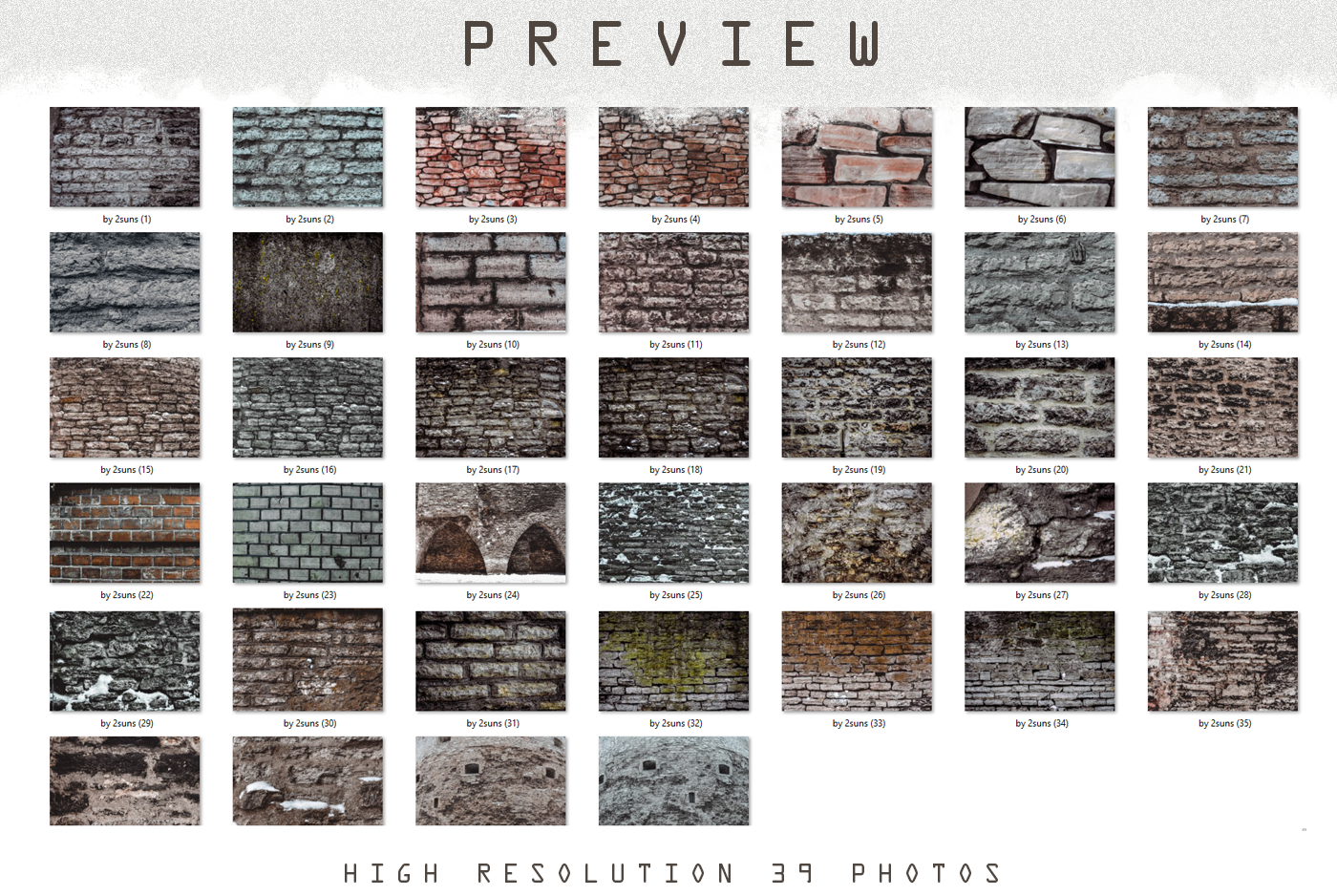 Stone walls textures, brick wall, walls background old example image 3