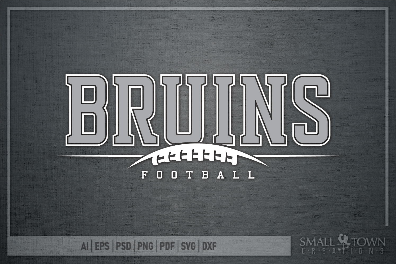 Bruin, Bruin Football, Bruin mascot, PRINT, CUT, DESIGN example image 5