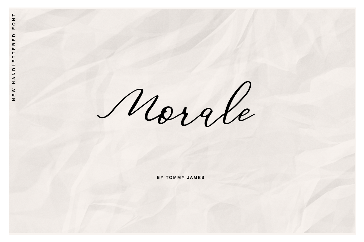 40 in 1 font bundle by Tommy James example image 13