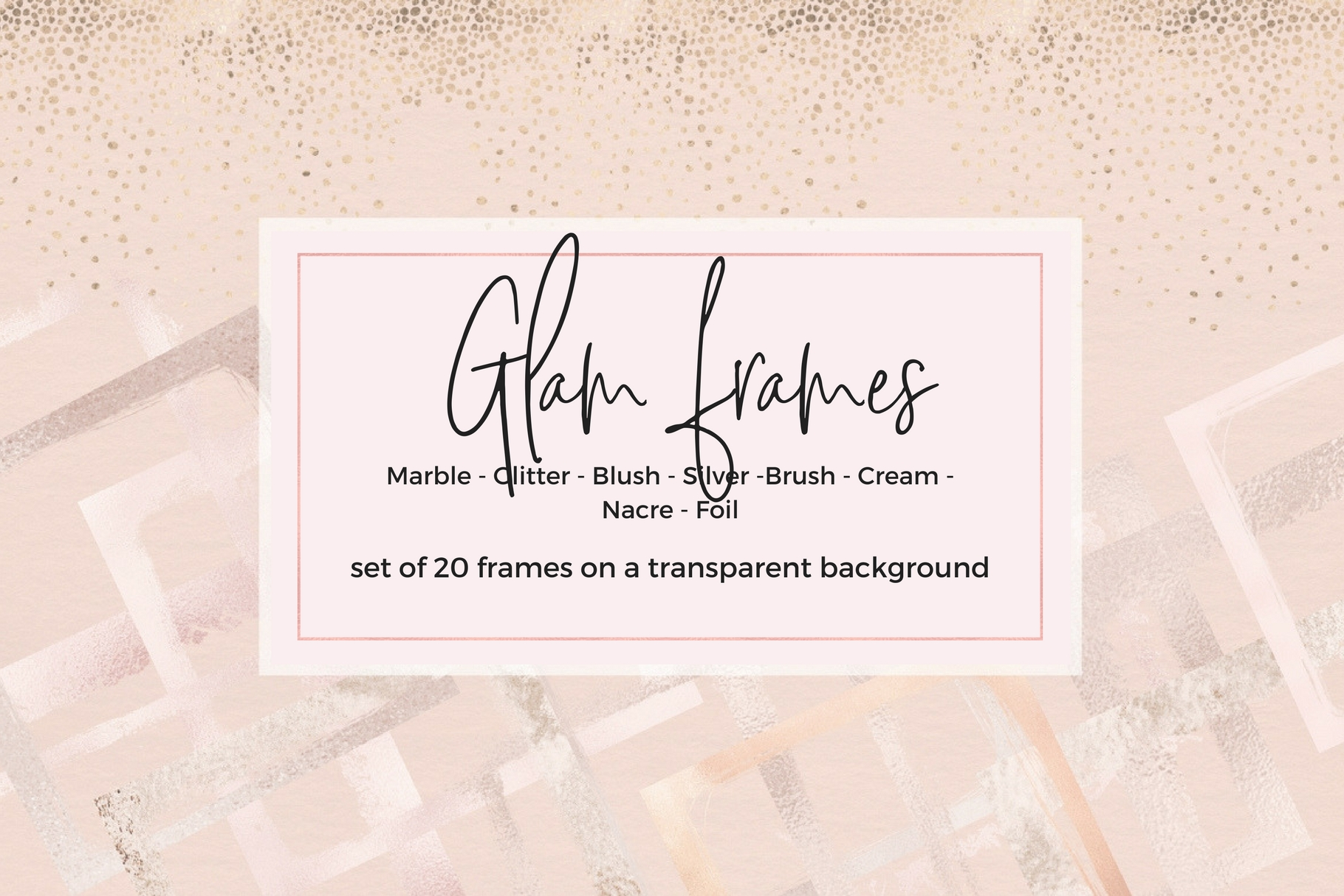 20 Glam frames example image 4