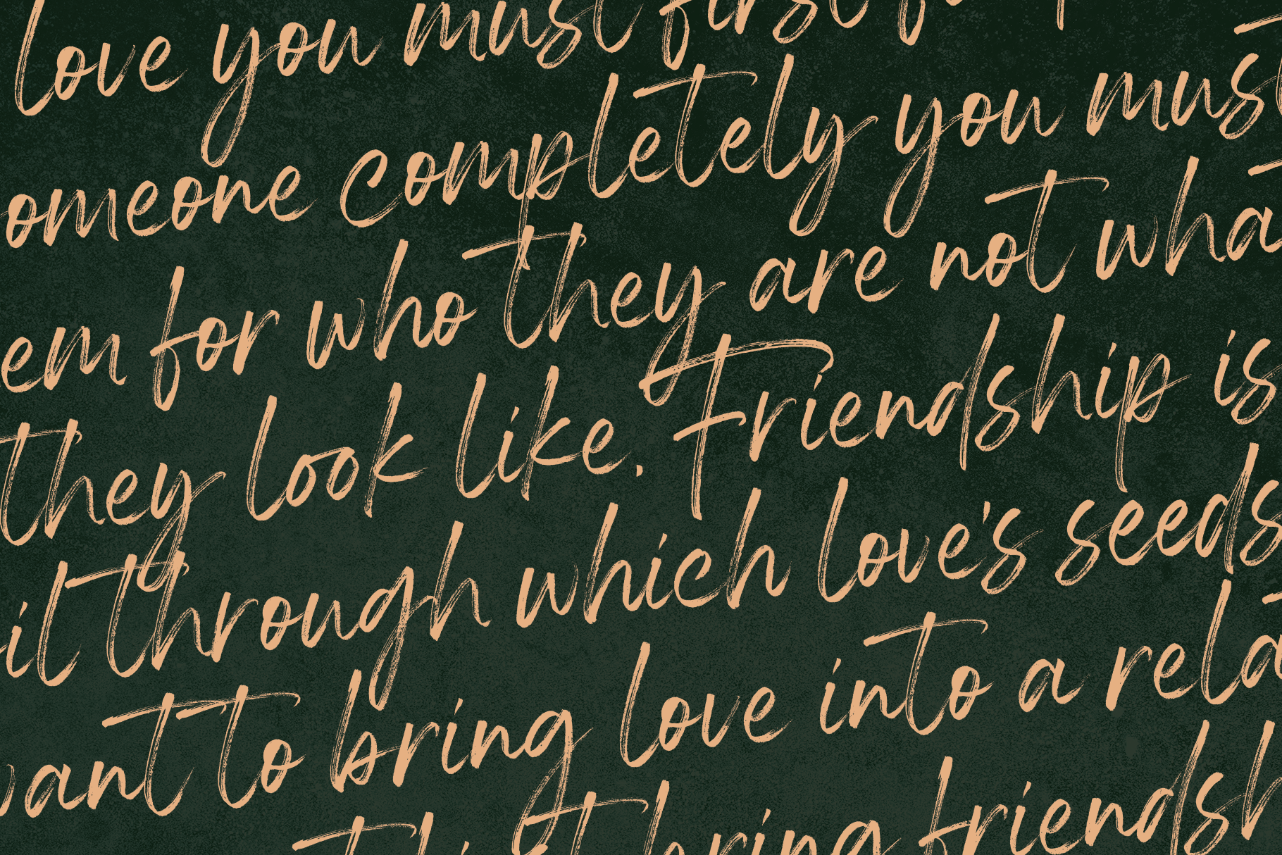 Housky - Handwritten Font example image 2