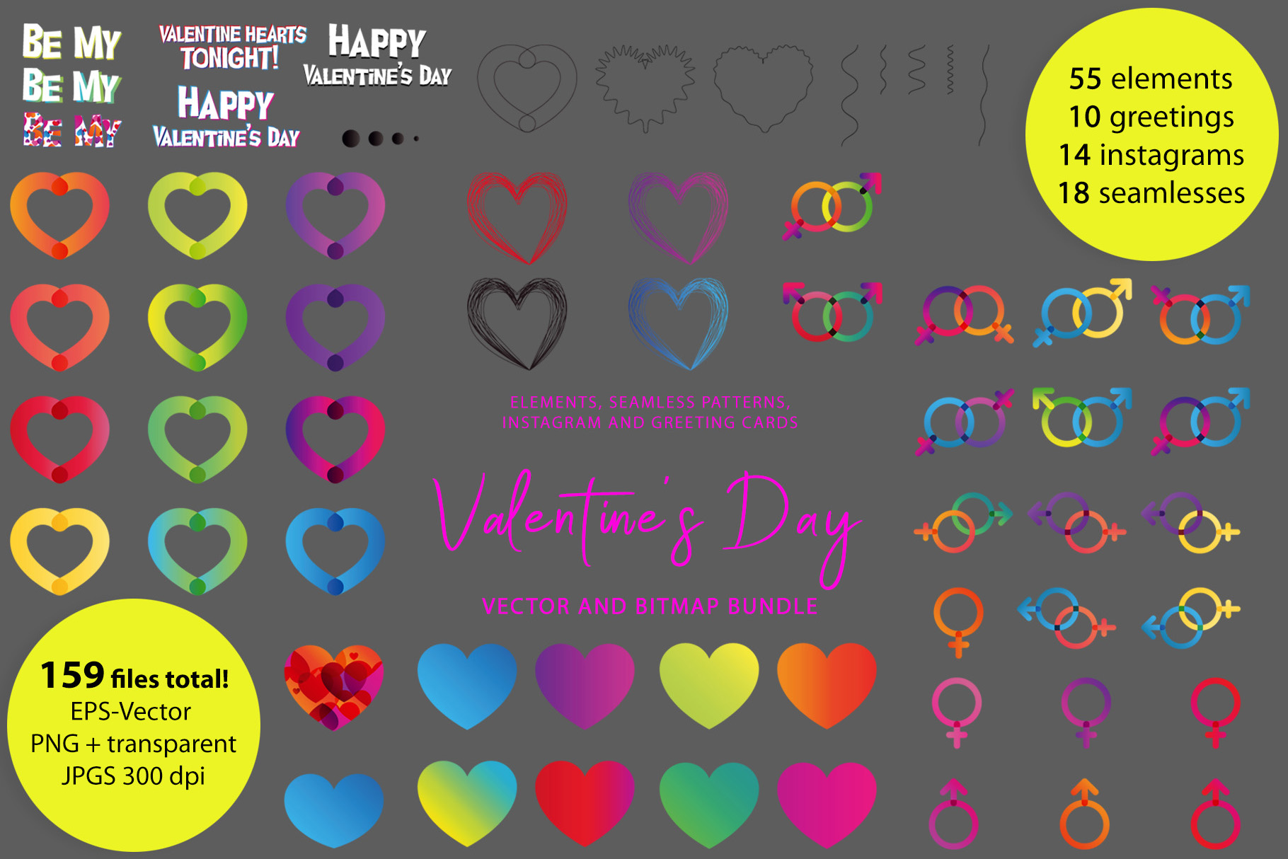 Valentine's Day Bundle example image 8