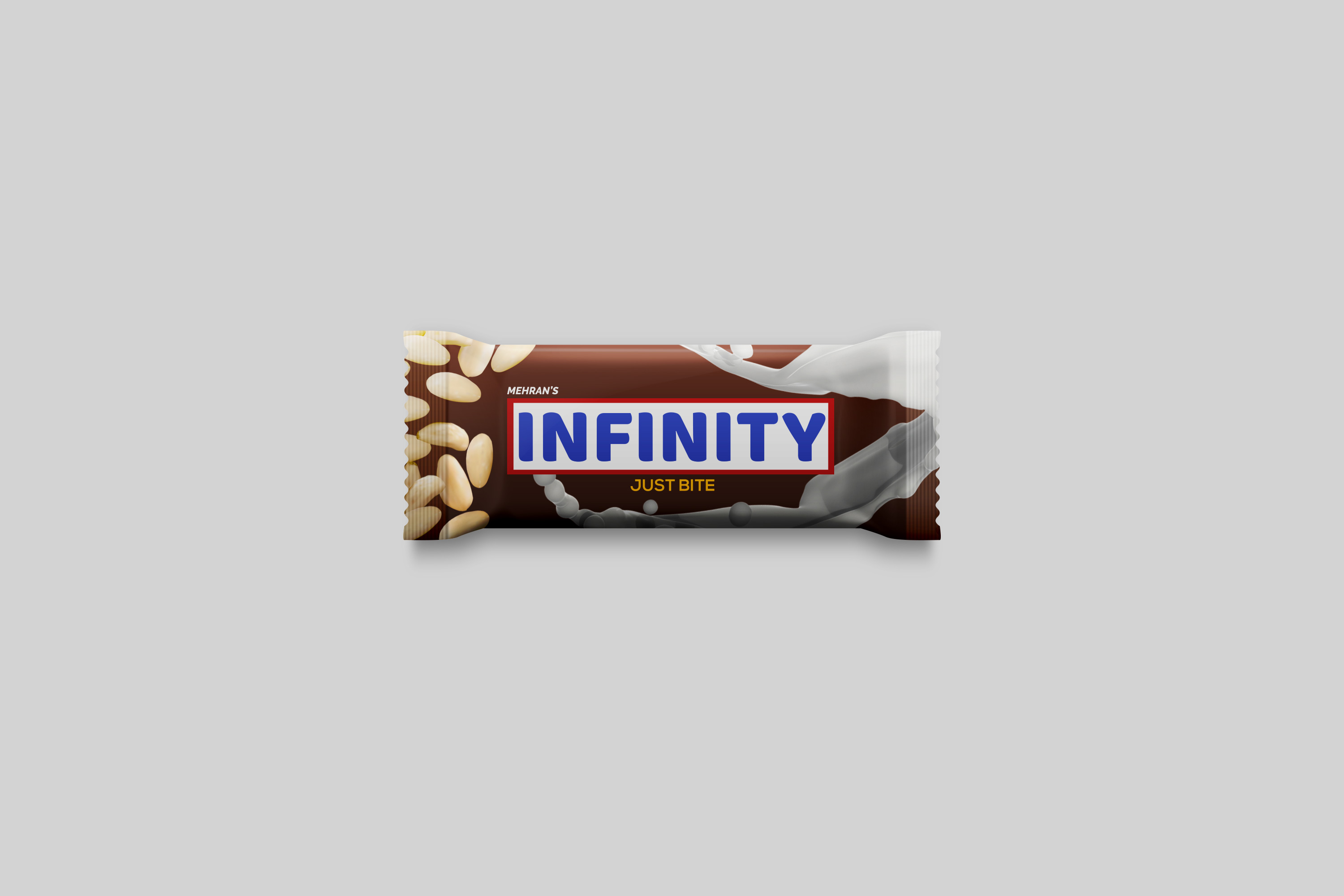 Chocolate Bars Packaging Mock-Up example image 3