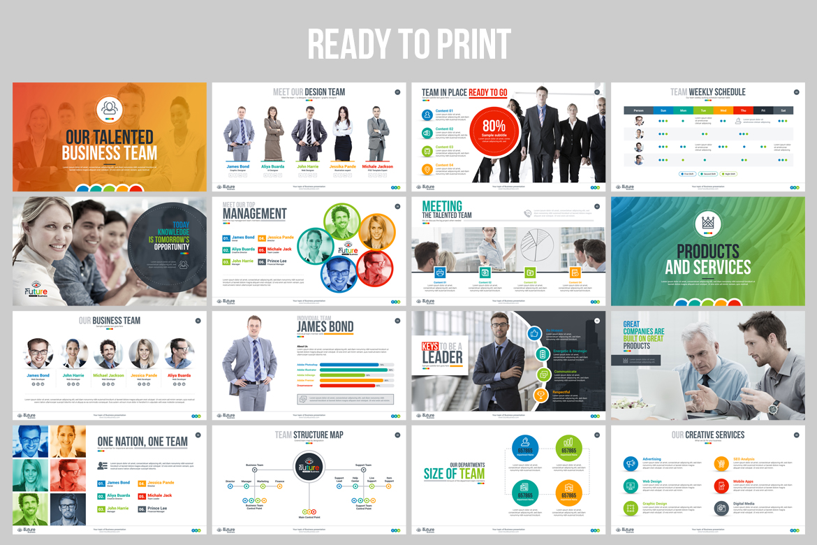 BusinessPlan PowerPoint Presentation example image 7