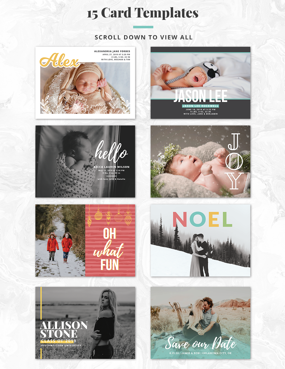 The Essential Photography Branding & Marketing Kit example image 16