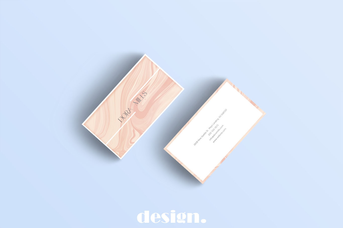 Elegant Business Card Template example image 4