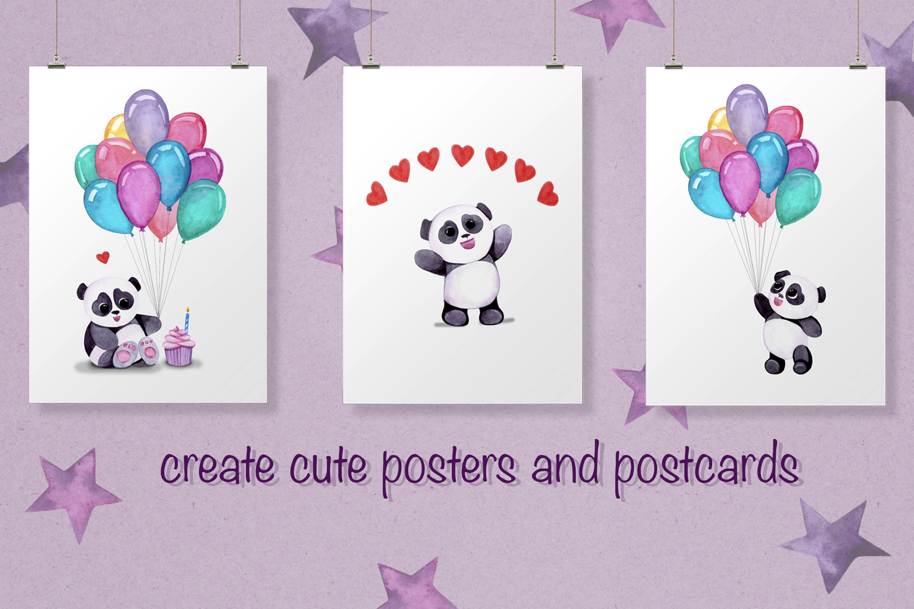 Panda's birthday example image 8