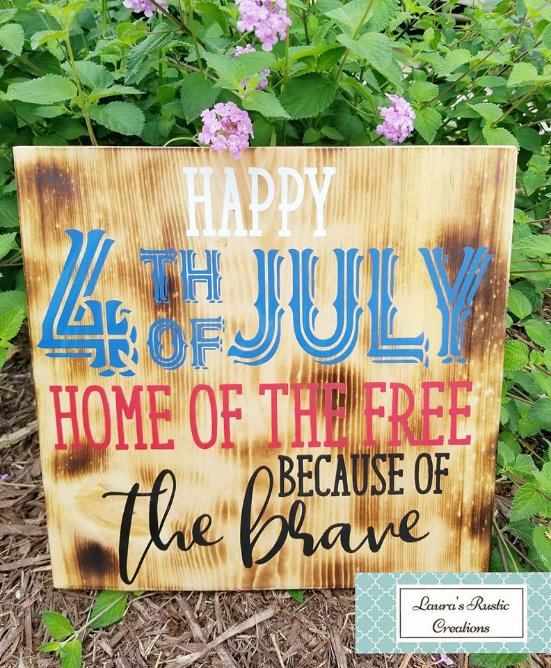 Happy 4th Of July example image 2